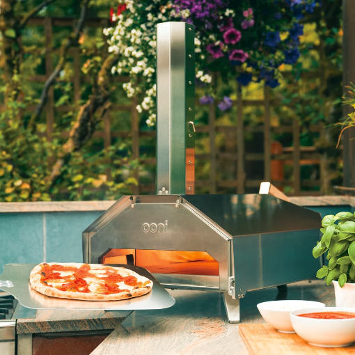 Ooni Pro Multi-Fuel Outdoor Pizza Oven Cooking