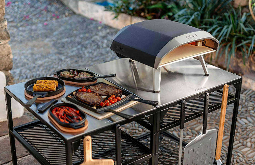 4 Best Pizza Oven Stand Reviews 2021