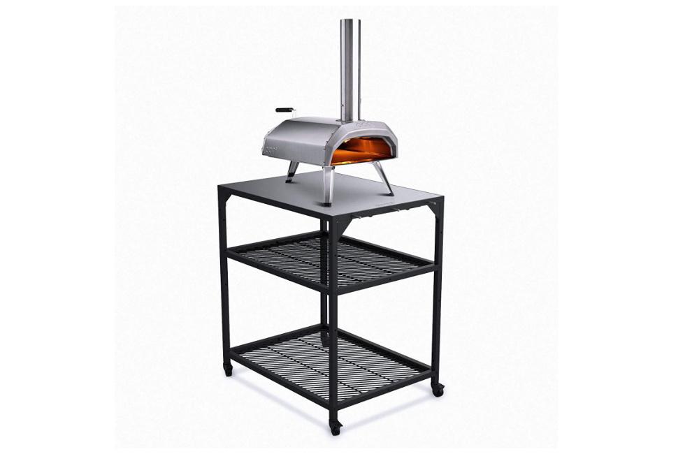 Ooni pizza table medium