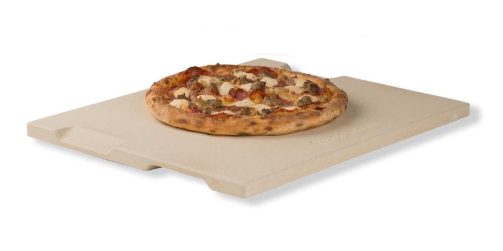 ROCKSHEAT Rectangular Pizza Stone
