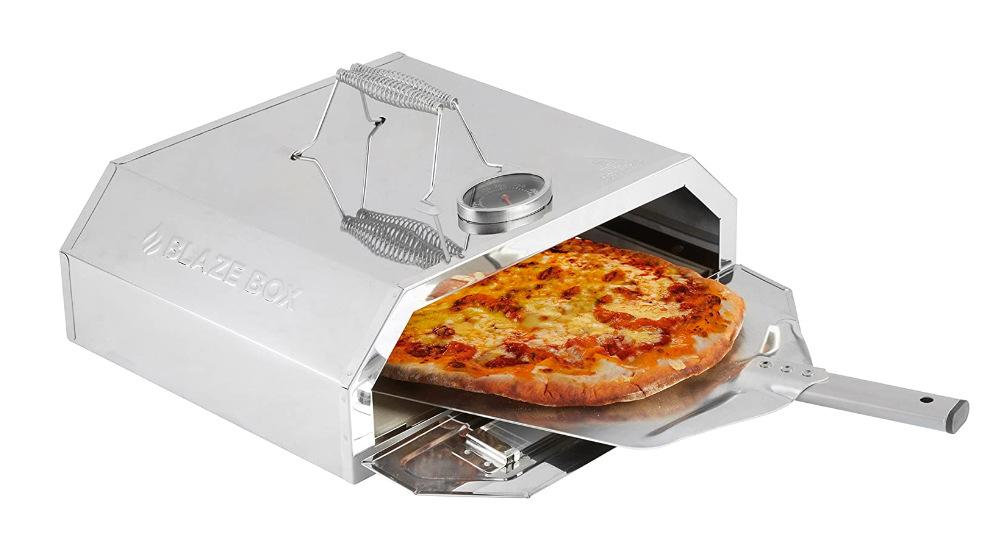 Blaze Box BBQ Pizza Oven
